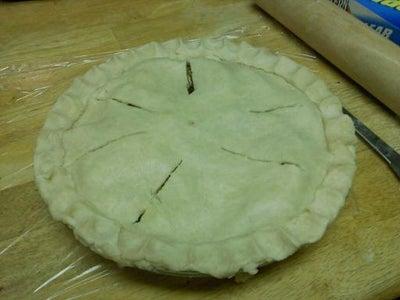 Step 5: Seal Crust