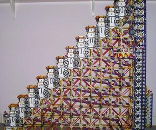 K'Nex Binary Machine