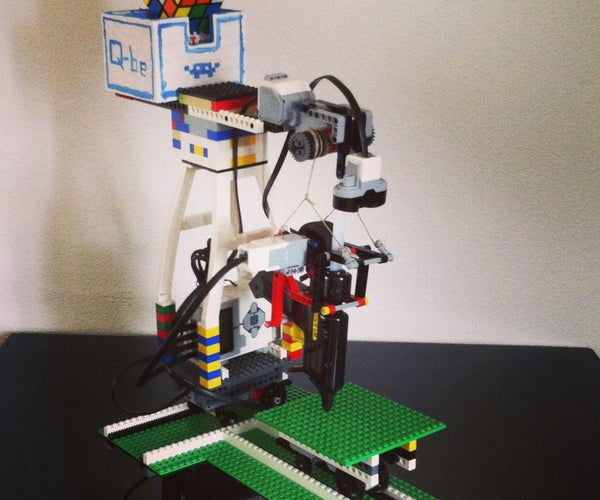 Lego EV3 3D Printer 2.0