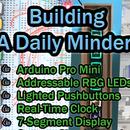 Daily Reminder Button / Calendar With Arduino