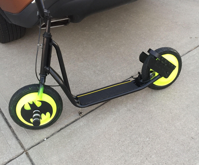 Batman Bi-Ken Kickscooter