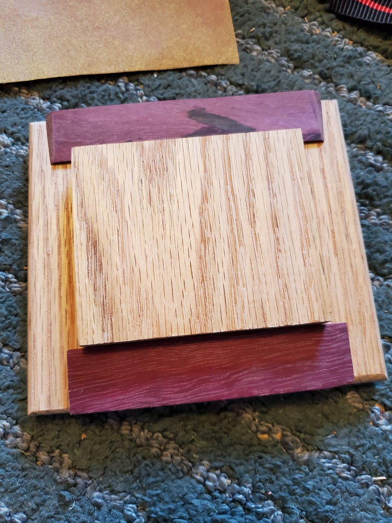 Making the Lid and Base
