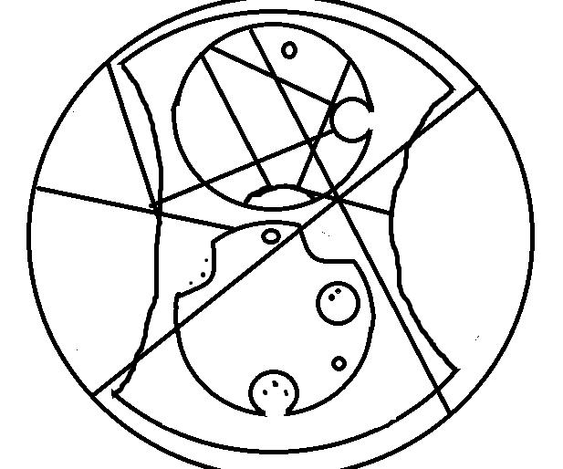 How To Write Circular Gallifreyan (Doctor Who)