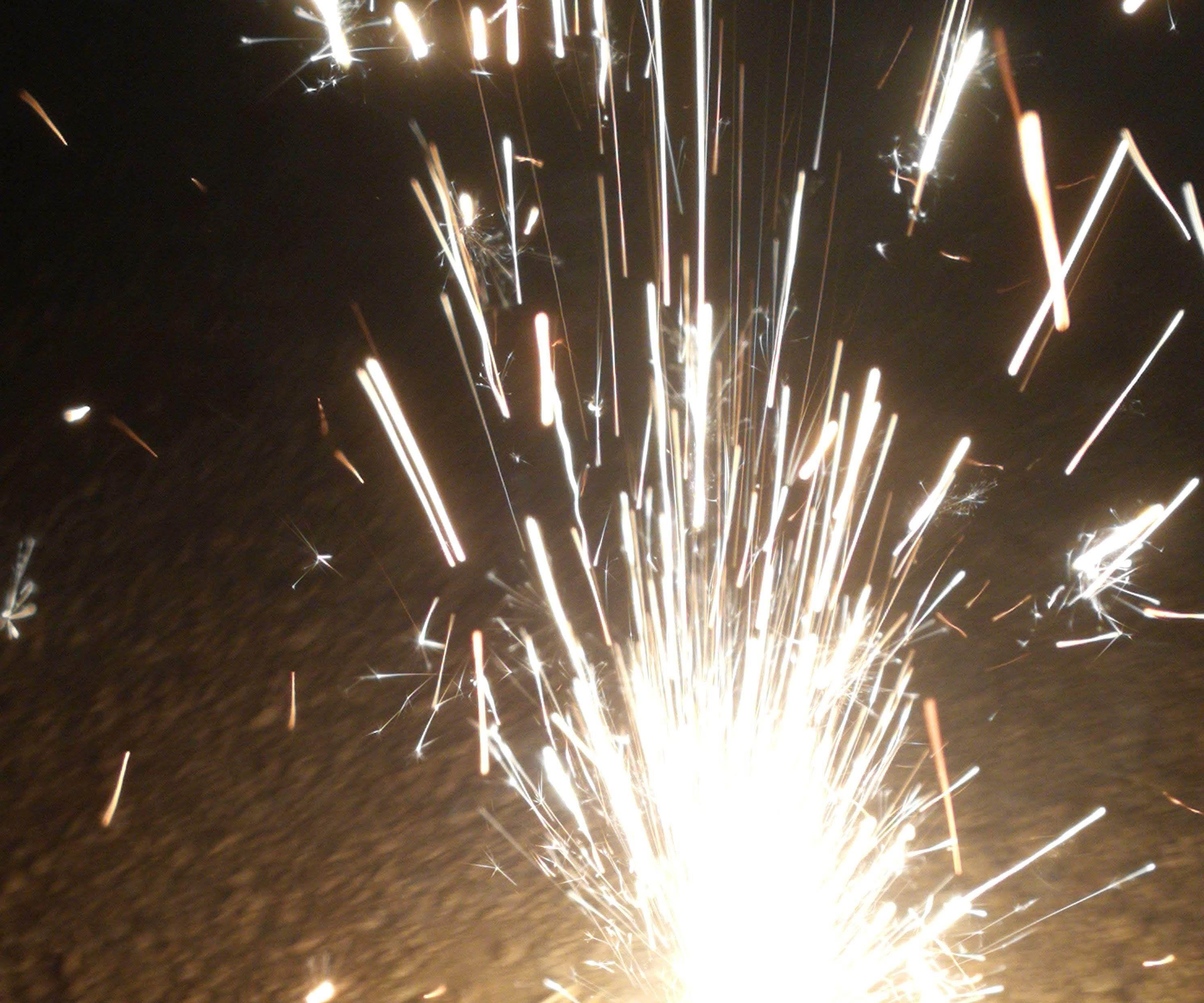 Tiny Firework