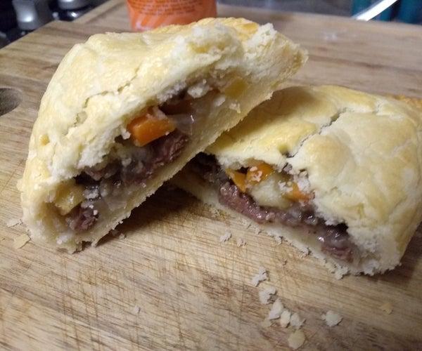 Gluten Free Traditional Cornish Pasties