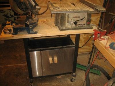 My Portable Workbench