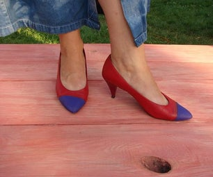 Shoe Repair and Totally Makeover