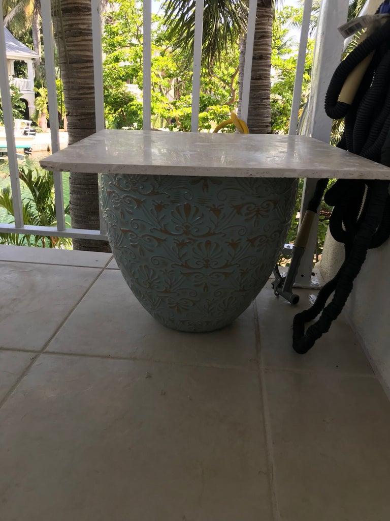 The Reservior, a 5 Gallon Bucket
