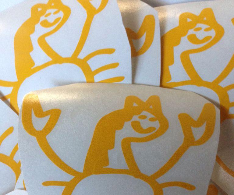 Spirit Animal Stickers
