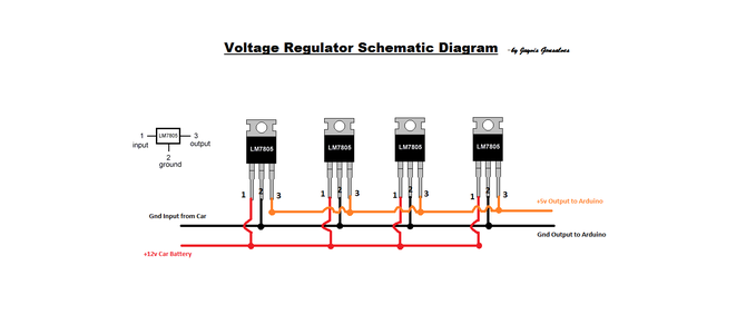 The Circuit: Voltage Regulator Circuit