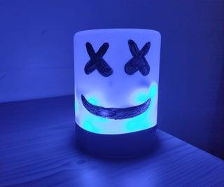 LED Marshmallow Lamp