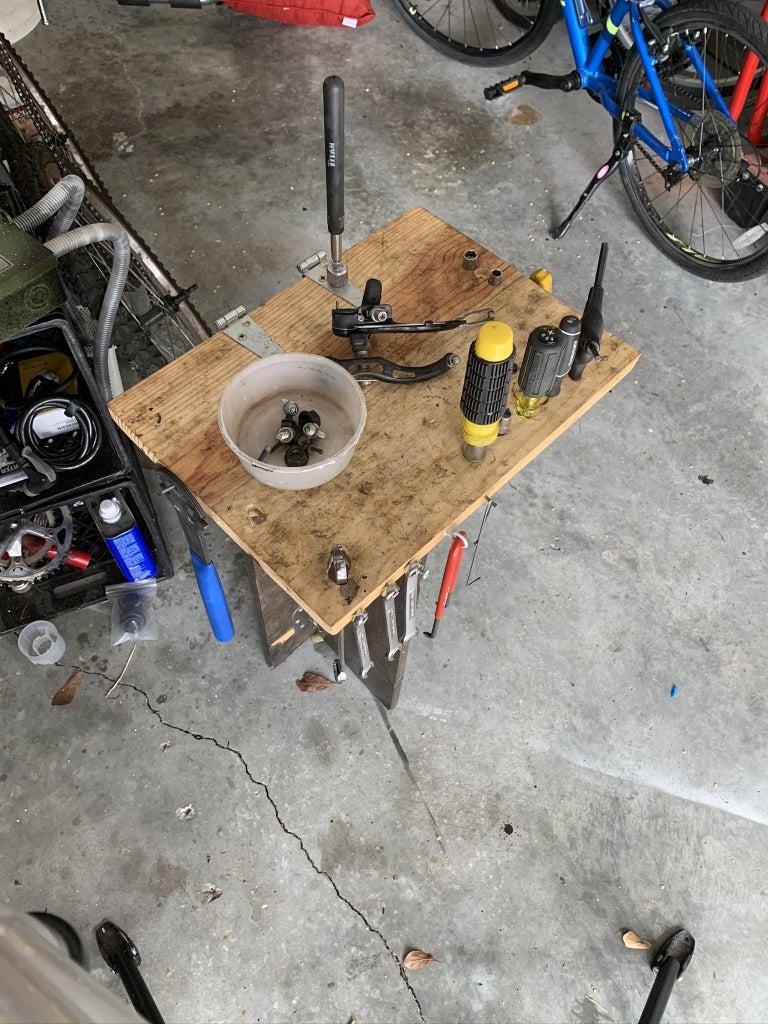 Basic Bicycle Tool Kit