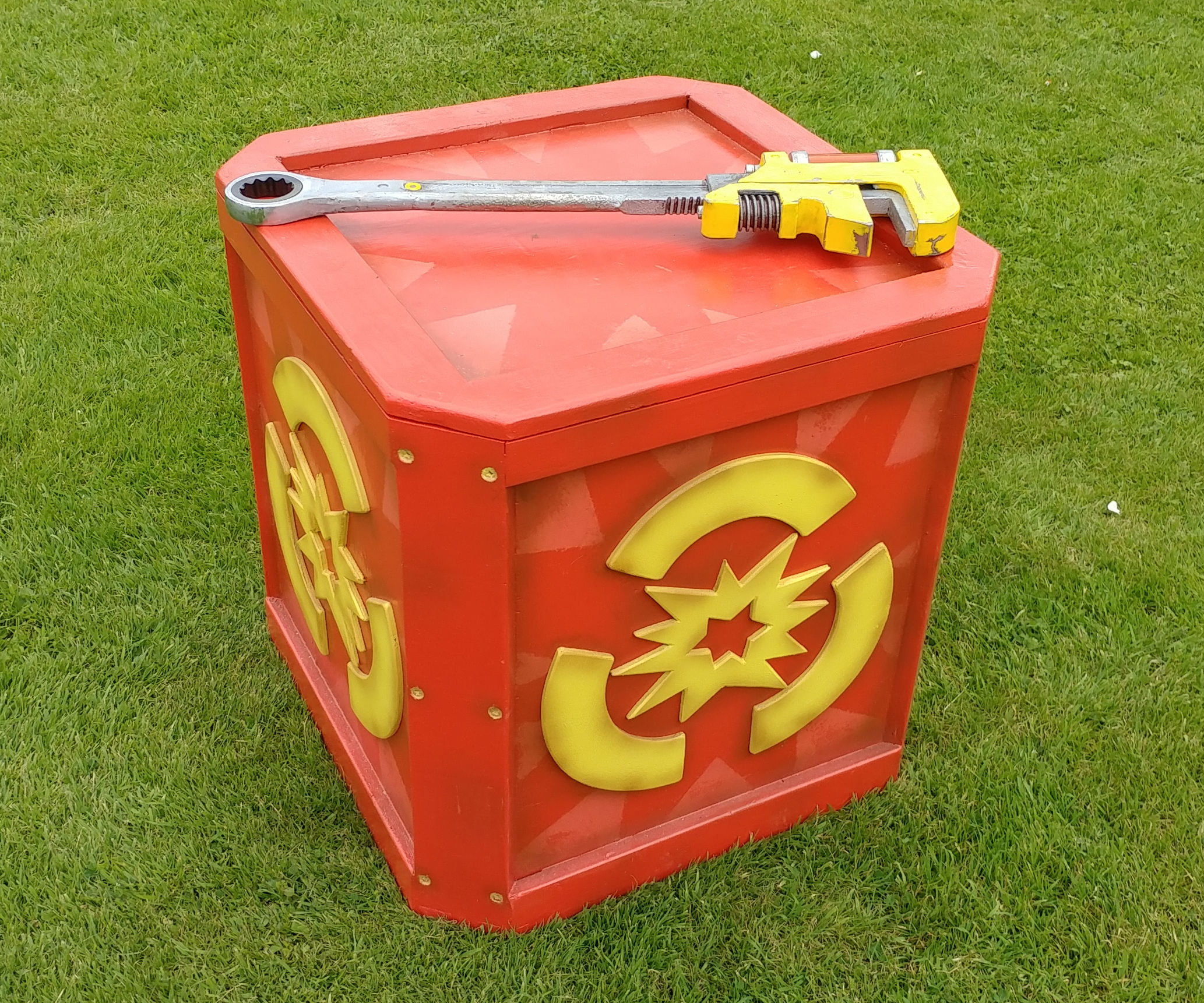 Ratchet and Clank Explosive Crate