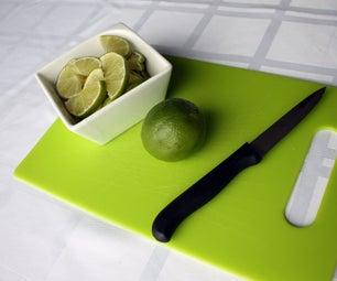 Cut Limes Like A Bartender