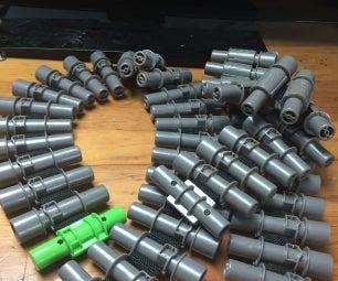 Nerf Vulcan 50-dart Ammo Belt