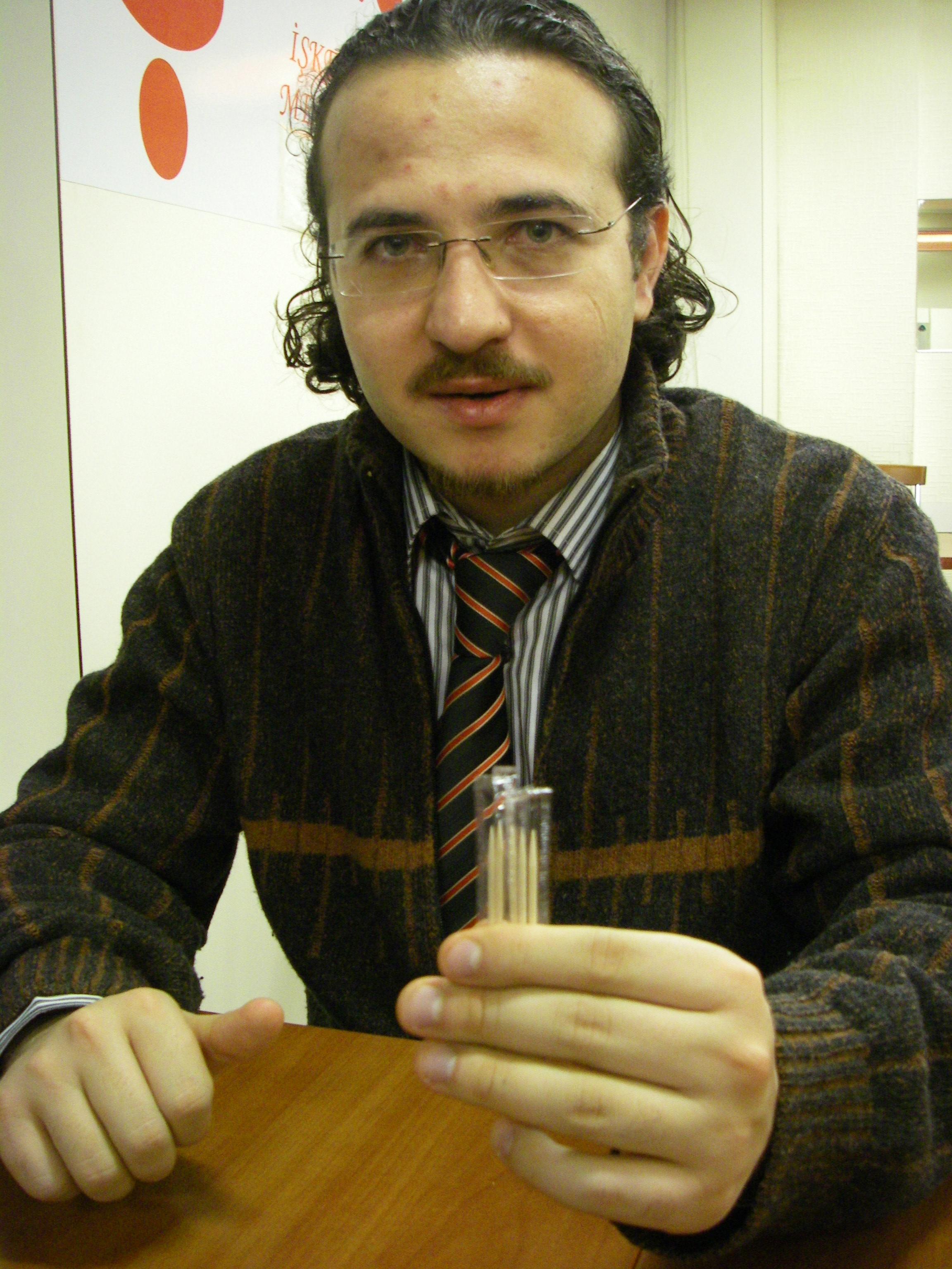 Turkish Toothpick Trick
