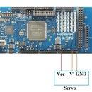 FPGA Cyclone IV DueProLogic Controls Servo Motor
