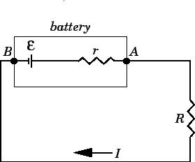 How to measure the internal resistance of a battery?
