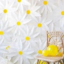 Diy Giant Paper Daisy Room Decor