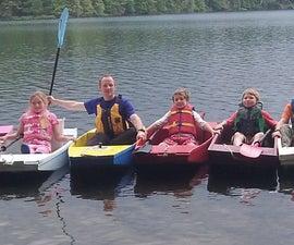 Simple Cheap Boat Handles, Boarding Steps, or Grab Handles