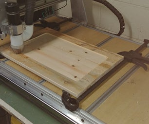 CNC Hold Down