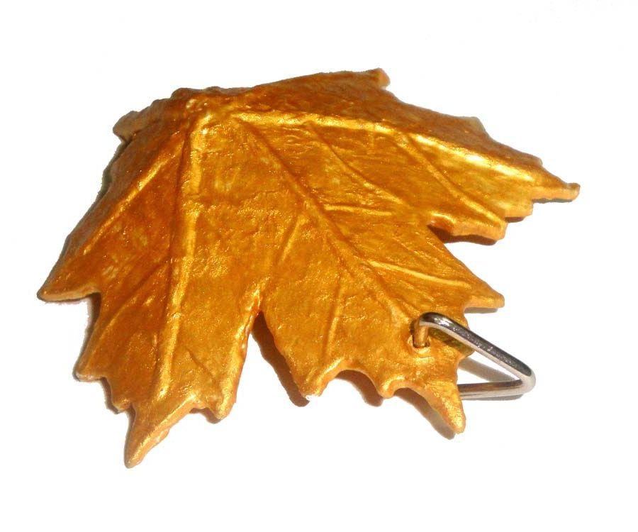 Maple Leaf Pendant (Paper)