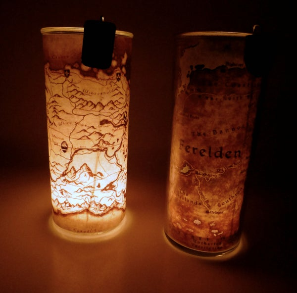 Fantasy Map Luminaries