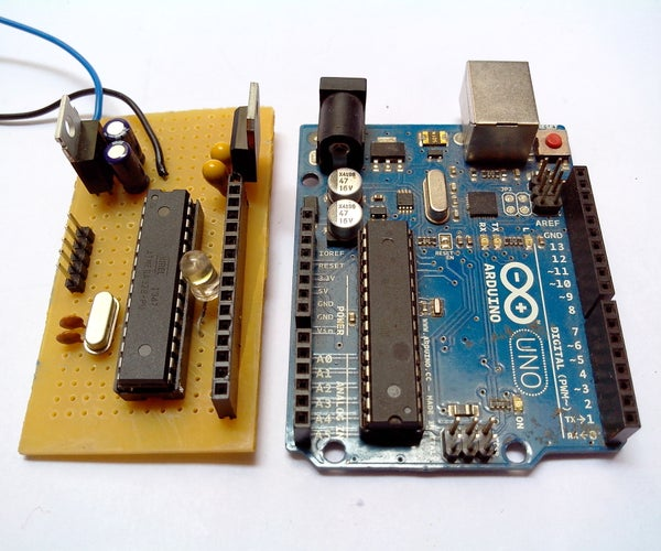 How to Make Your Own Arduino