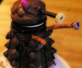 Mommy's Mini CHOCOLATE DALEKS!
