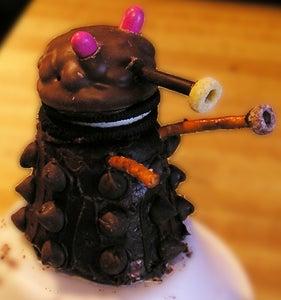 Mommy's Mini CHOCOLATE DALEKS! #nobake