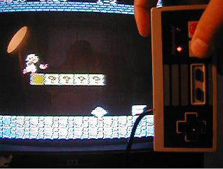 NES PAD LED's