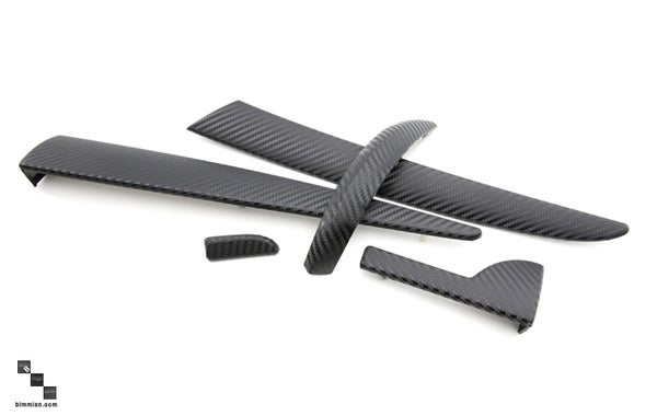How to Wrap Your Interior Trim With 3M Carbon Fiber Vinyl
