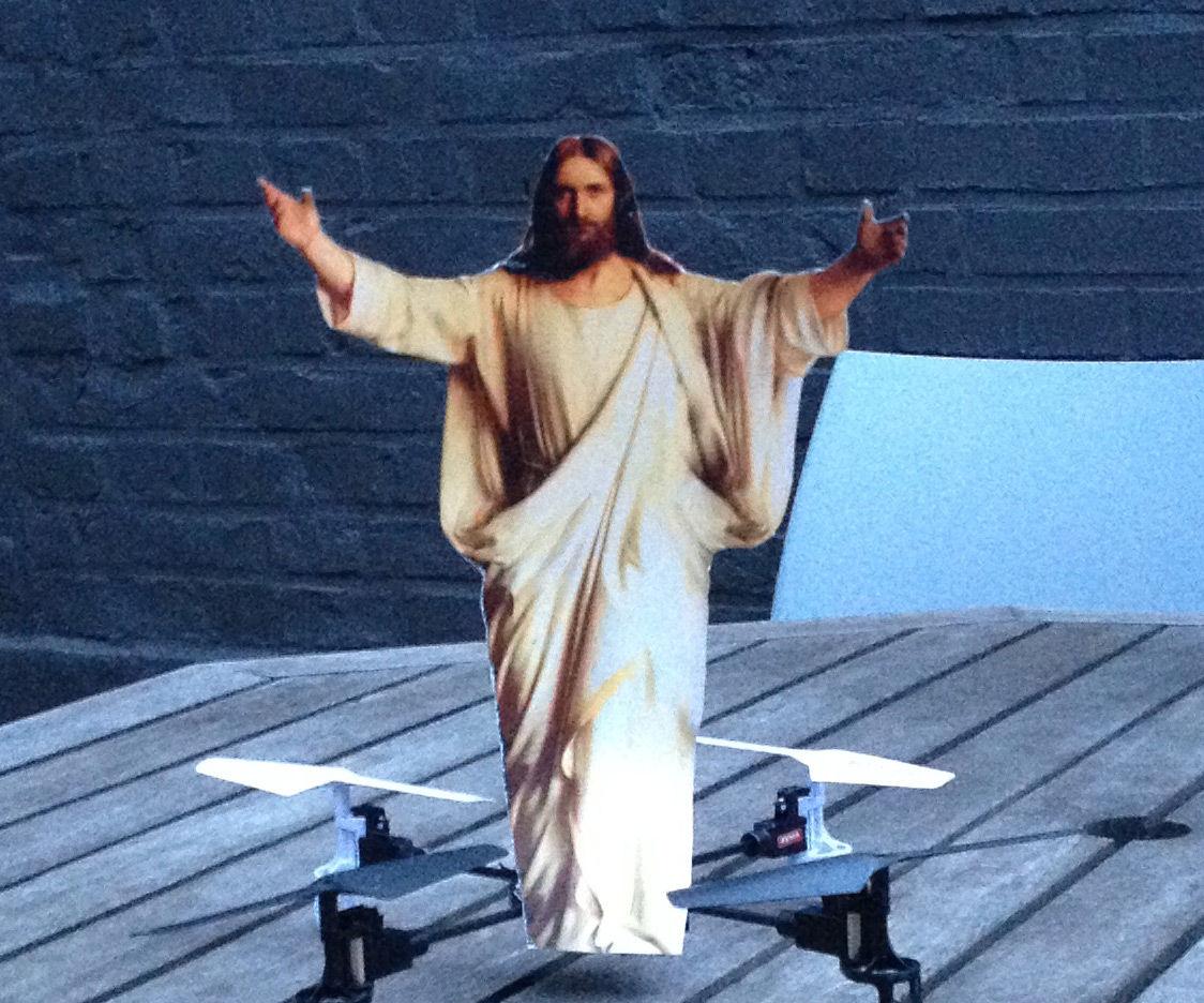 Jesus Levitation