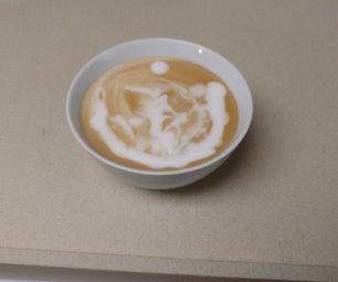 Making Lattes at Home