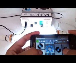 Bluetooth Controlled Power Outlets ( Using Arduino )