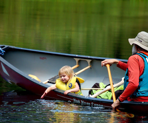 How to Solo Canoe
