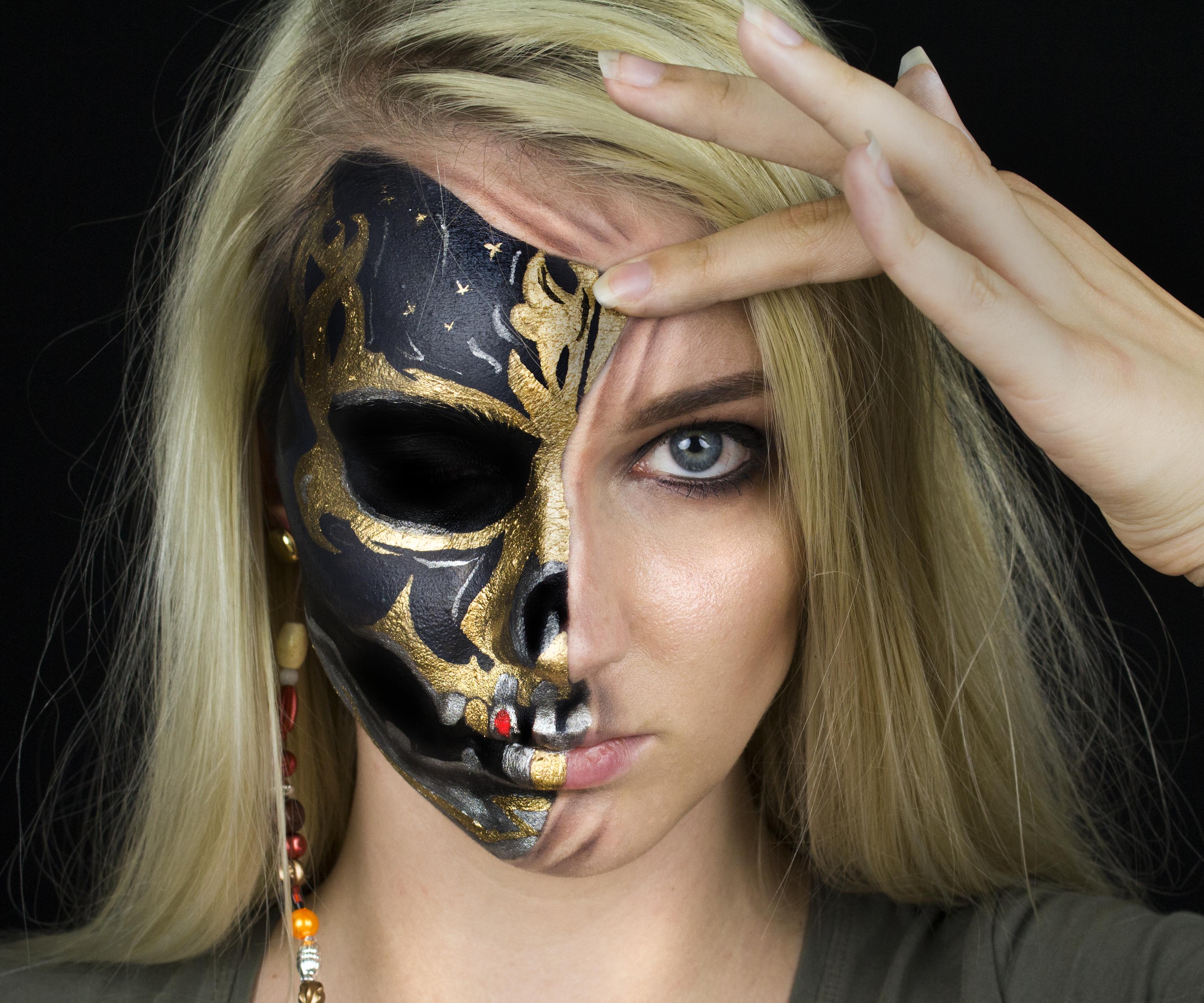 Pirates of the Caribbean 5 Makeup!