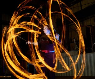 How to Make Homemade Practice Poi