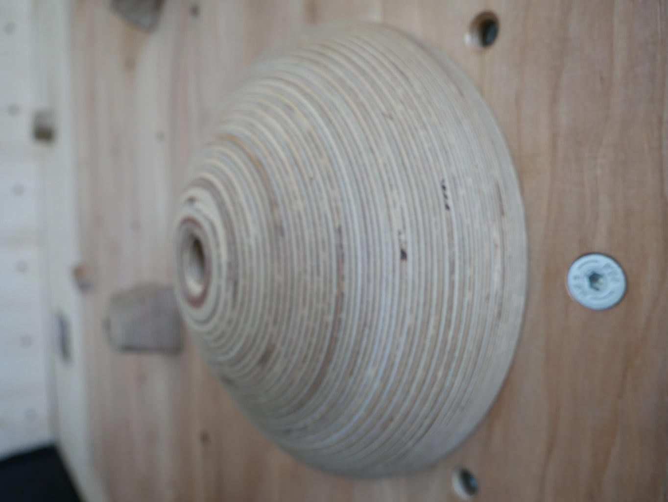 Wooden Holds
