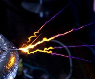 世界上最简单的强力固态Tesla线圈(SSTC)