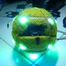 RGB LED Tennis Ball