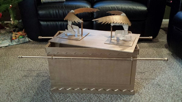 1:2 Scale - Ark of the Covenant