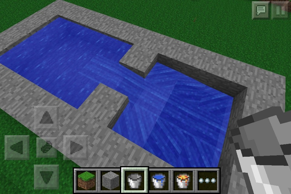 Minecraft Obsidian Generator 5 Steps Instructables