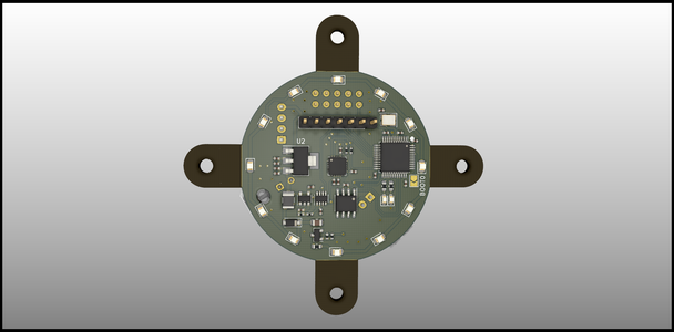 Odometry Module, in Partnership With JLCPCB