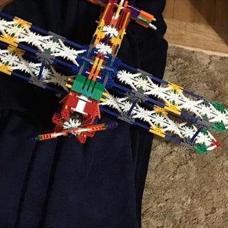K'nex - Biplane Instructions