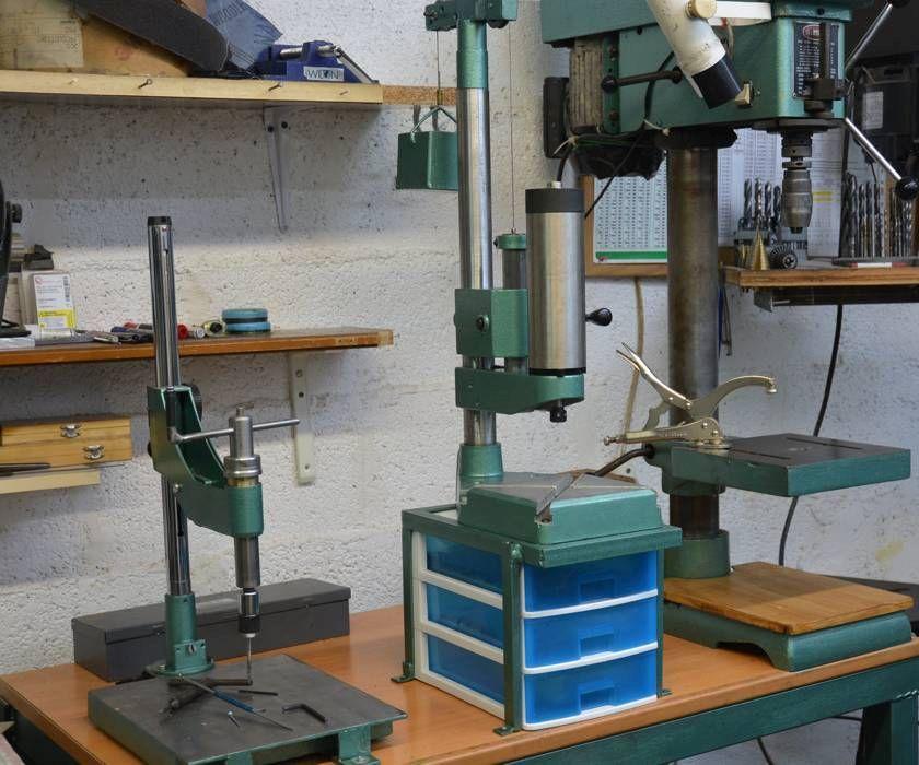 High Speed Sensitive Drill Press