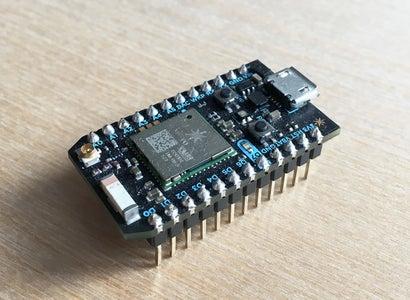 The Photon - a Wi-Fi Development Kit