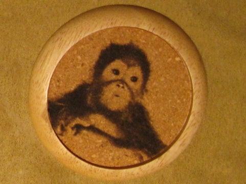 Laser Engraved Cork Coasters