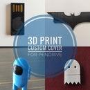 3d Print Custom Covers for Pendrive