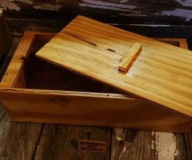 The JIQCS Box: Japanese Inspired Quick Custom Storage Box